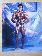 Bodybuilder TONY PEARSON muscle fitness bodybuilding posing most muscular photo