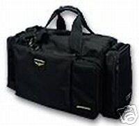 Jeppesen Black Captain Bag