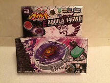 TAKARA TOMY BEYBLADE METAL FUSION BB47 EARTH EAGLE AQUILA 145WD +LAUNCHER