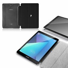 For Samsung Galaxy Tab S3 9.7 POETIC Slimline Case with Auto Wake / Sleep Black