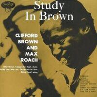 "CLIFFORD BROWN ""STUDY IN BROWN"" CD NEU"