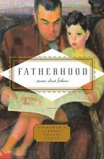 Everyman's Library Pocket Poets: Fatherhood : Poems about Fathers (2007, Hardcov