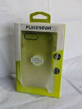 Authentic PureGear Slim Shell Case Cover For iPhone 7 Plus Clear Crystal Ice