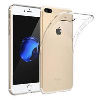 """Housse Etui Coque Silicone UltraSlim TRANSPARENT pour Apple iPhone 7 Plus 5.5"""""""