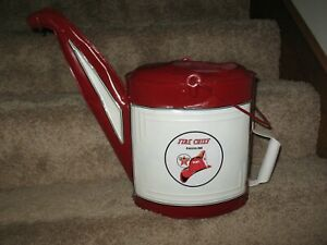 Vintage Water Can - Texaco Fire-Chief