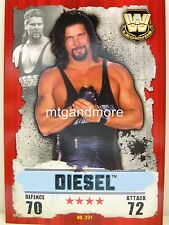 Slam Attax Takeover - #231 Diesel