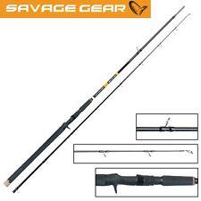 Savage Gear Mpp2 Trigger 221cm 80g - Spinnrute Zum Hechtangeln Hechtrute
