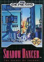 Shadow Dancer: The Secret of Shinobi (Sega Genesis, 1990) Tested Guaranteed