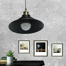 Vintage Industrial Loft Style Metal Ceiling Pendant Light Shades Lampshade Lamp