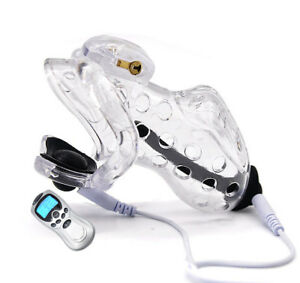New Design Electric Shock chastity cage Chastity Device Mens Chastity Belt
