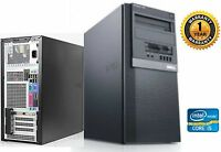 Dell Tower 980 PC DESKTOP Intel Core I5 650 3.20 GHz 2GB RAM 250GB HDD NO OS