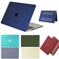For Macbook Matt Hard Protector Case Air Pro 13 A1932 2179 /2159 2251 2289 Touch
