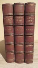 c1919 COLLECTION OF 3 VOLS BY F W BAIN- ALL IN VERY ATTRACTIVE HATCHARDS BINDING
