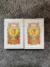 NAIPES CARTAS ESPANOLAS  - Spanish Playing Cards x 2 Packs