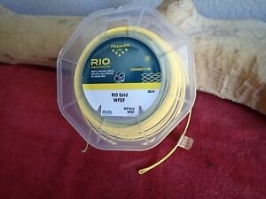 Rio Gold WF6F Trout series  Moss/Gold
