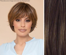 Imperfect Hairdo Textured Fringe Bob Wig - Heat Friendly Synthetic - Color R829S