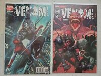 Amazing Spider-Man Venom Inc Alpha #1 Adi Granov and Leinil Yu Variant NM Marvel