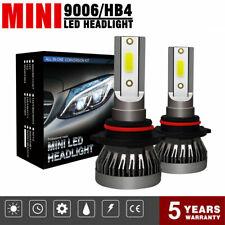 ESSGOO 9006 72W LED Headlight Bulbs Driving Lamp DRL 6000K Xenon HID High Power