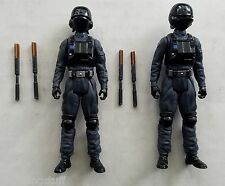 Star Wars Rogue One IMPERIAL GROUND CREW Figures LOT OF 2 Loose 2016 Army Build