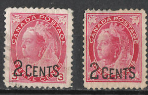 CANADA Queen  Victoria
