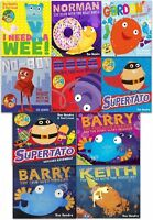 Supertato and Other Stories 10 Book Collection Sue Hendra & Paul Linnet, Veggies