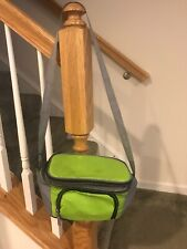 Ozark Trail Lime Green Soft Cooler Lunch Bag