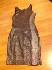 H&M Patternless Crew Neck Short/Mini Dresses