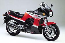 Kawasaki GPZ900R - Ninja 900 (ZX900A) SERVICE , Owner's  & Parts Manual CD