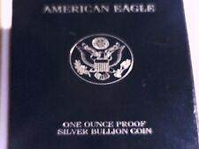 2004-W  American Silver Eagle Proof  Deep Cameo