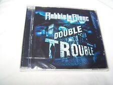 Robbie LaBlanc - Double Trouble 2021 CD Melodic Rock (Find Me / Blanc Faces)