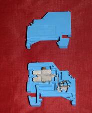 WAGO 281-113  N-Trenn-Reihenklemme 4qmm blau (196)