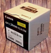 Canon EF S 2,8/24mm STM - Neuware