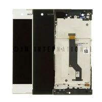 "Sony Xperia XA1 G3121 G3123 G3116 5.0"" LCD Touch Screen Digitizer Frame Assembly"