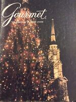 Gourmet Food Magazine Christmas In Lexington December 1976 111218nonrh