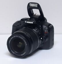 Canon EOS Kiss X7 18MP DSLR Digital Camera EF-S 18-55mm f/3.5 Zoom Lens