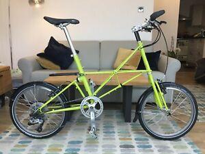 Alex Moulton TSR 27 Separable Spaceframe Bicycle
