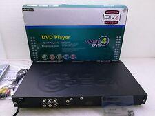 DVD VIDEO DVX HENGSTAR HDMI USB S-VIDEO MPEG4 MP3 PROGRESSIVE SCAN