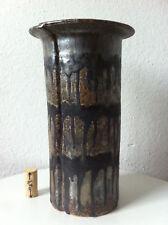 Carstens Keramik Vase Tönnieshof 60s 70er 70s fat Lava, pop bay jopeko 60er roth