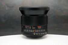 - Vivitar 28mm f2.5 Lens for M42, Universal Thread Mount