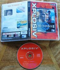Call to Power II 2 (PC CD-ROM) - Xplosiv - V.G.C.