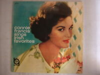 CONNIE FRANCIS SINGS IRISH FAVORITES / JAPAN MONO