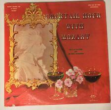 WILLIAM GUNTHER TRIO Cocktail Hour with Mozart  1967  LP Jazz Piano