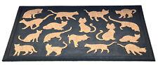Cat Rubber Doormat Door Mat Large Front Entrance Matt Doormats Outdoor Home Mats