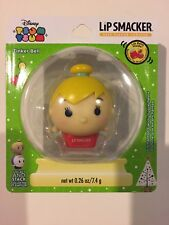 Disney Tsum Tsum Lip Smacker Tinker Bell Candy Apple Party Favor Lip Balm