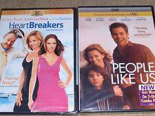 The HEART BREAKER'S AN PEOPLE LIKE US DVD