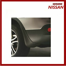Genuine Nissan Qashqai J10 Front & Rear Mud Flaps Guards Mudguards Set of 4. New