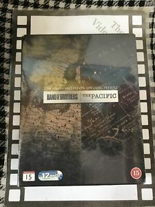 Band of Brothers / The Pacific Blu Ray (Please Check Region)