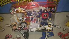 2012 Power Rangers Samurai Megazord Lightzord with REMOVABLE helmet Antonio!