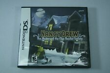 Nancy Drew: The Mystery of the Clue Bender Society (Nintendo DS, 2008) Released