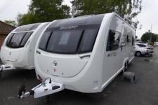 Sprite 2 Axles Mobile & Touring Caravans 6 Sleeping Capacity